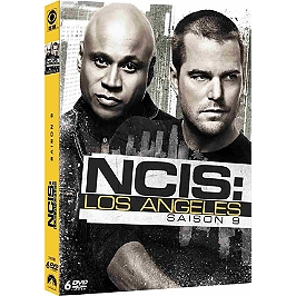 Coffret NCIS : Los-Angeles, saison 9, Dvd
