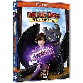 Coffret dragons : par-delà les rives, saison 1, Dvd