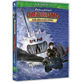Coffret dragons : par-delà les rives, saison 2, Dvd