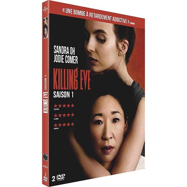 Killing Eve. Saison 1