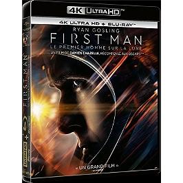First man - le premier homme sur la Lune, Blu-ray 4K