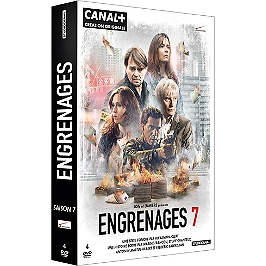 Coffret engrenages, saison 7, Dvd