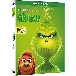 Le Grinch, Dvd