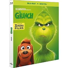 Le Grinch, Blu-ray