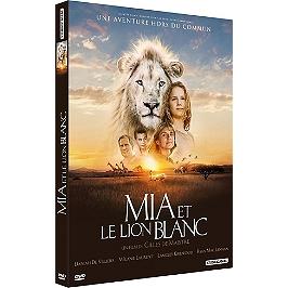 Mia et le lion blanc, Dvd