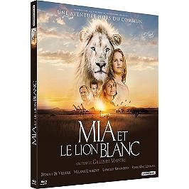 Mia et le lion blanc, Blu-ray