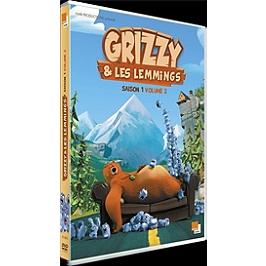 Grizzy et les lemmings, saison 1, vol. 2, Dvd