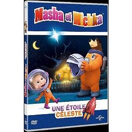Masha & Michka, saison 3, vol. 2 : une étoile céleste, Dvd