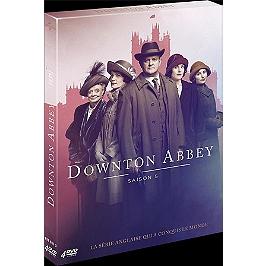 Coffret Downton Abbey, saison 5, Dvd