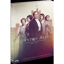Coffret Downton Abbey, saison 6, Dvd