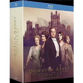 Coffret intégrale Downton Abbey, saisons 1 à 6, Blu-ray