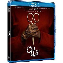 Us, Blu-ray