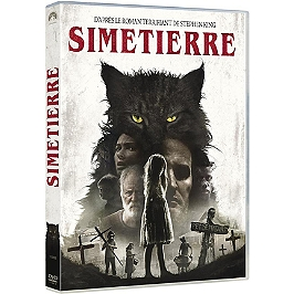 Simetierre, Dvd