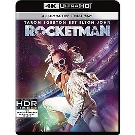 Rocketman, Blu-ray 4K