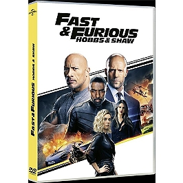Fast and furious : Hobbs and Shaw, Dvd