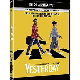 Yesterday, Blu-ray 4K