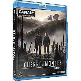Coffret la guerre des mondes, saison 1, Blu-ray