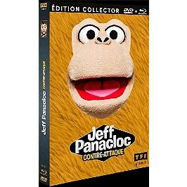 Jeff Panacloc contre-attaque, édition collector, Blu-ray