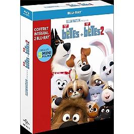 Coffret comme des bêtes 1 et 2, Blu-ray