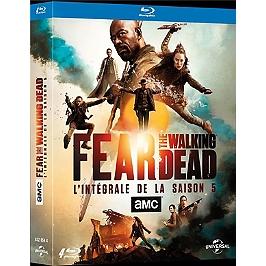 Coffret fear the walking dead, saisons 5, Blu-ray