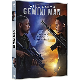 Gemini man, Dvd
