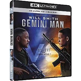 Gemini man, Blu-ray 4K