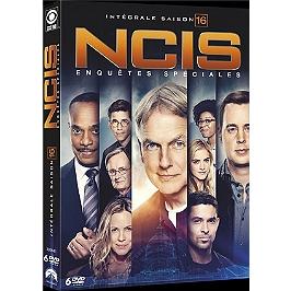 Coffret NCIS : enquêtes spéciales, saison 16, 24 épisodes, Dvd