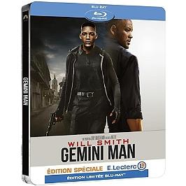 Gemini man, édition limitée spéciale E. Leclerc, Blu-ray