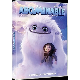 Abominable, Dvd
