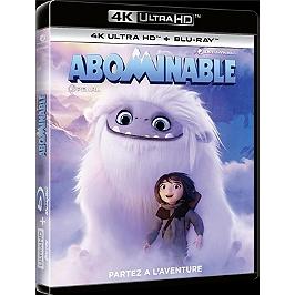 Abominable, Blu-ray 4K