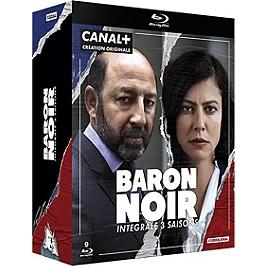 Coffret baron noir, saisons 1 à 3, Blu-ray