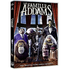 La famille Addams, Dvd