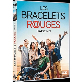 Coffret les bracelets rouges, saison 3, Dvd