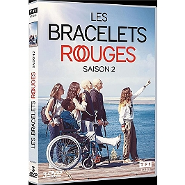 Coffret les bracelets rouges, saison 2, Dvd