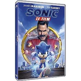 Sonic le film, Dvd