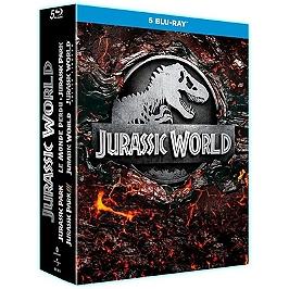 Jurassic Park 1 à 5, Blu-ray