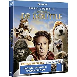 Le voyage du dr Dolitlle, édition spéciale E. Leclerc, Blu-ray