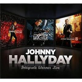 Intégrale live Warner, CD + Dvd