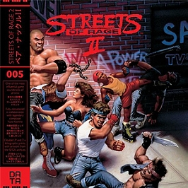 Streets of rage II (2LP)