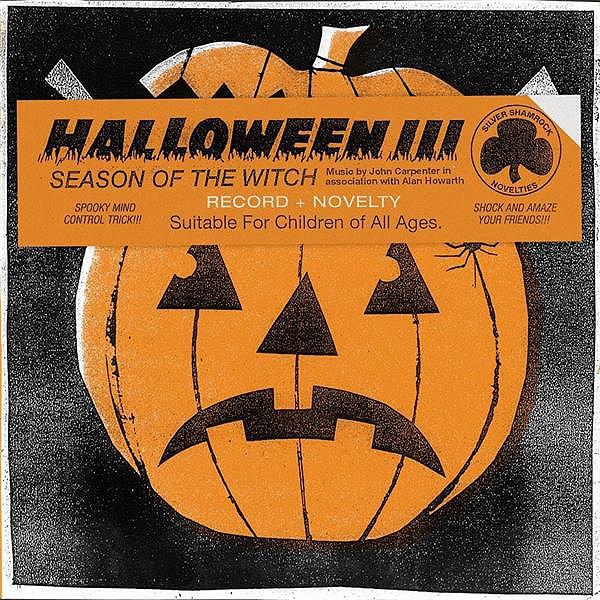 Vinyle 33t Halloween Iii Season Of The Witch John Carpenter