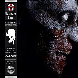 Resident evil 1 original soundtrack (2LP)
