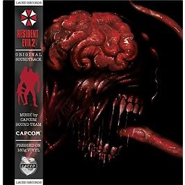 Resident evil 2 original soundtrack (2LP)