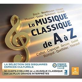 Le classique de A à Z - édition exclusive E.Leclerc, CD + Box