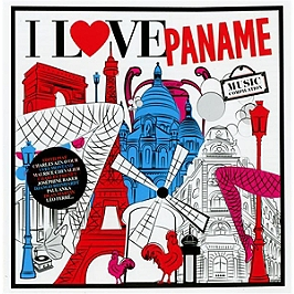 I love paname, CD