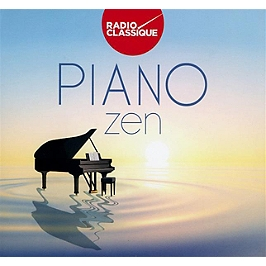 Piano zen, CD Digipack