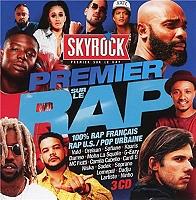 Premier sur le rap de Compilation en CD BOX