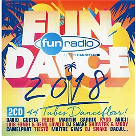 Fun dance 2018, CD
