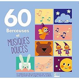60 berceuses et musiques douces, CD