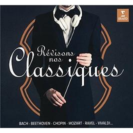 Révisons nos classiques, CD Digipack