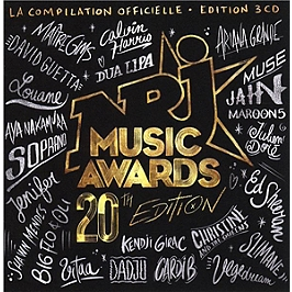 NRJ music awards 2018 20th edition /vol.2, CD + Box